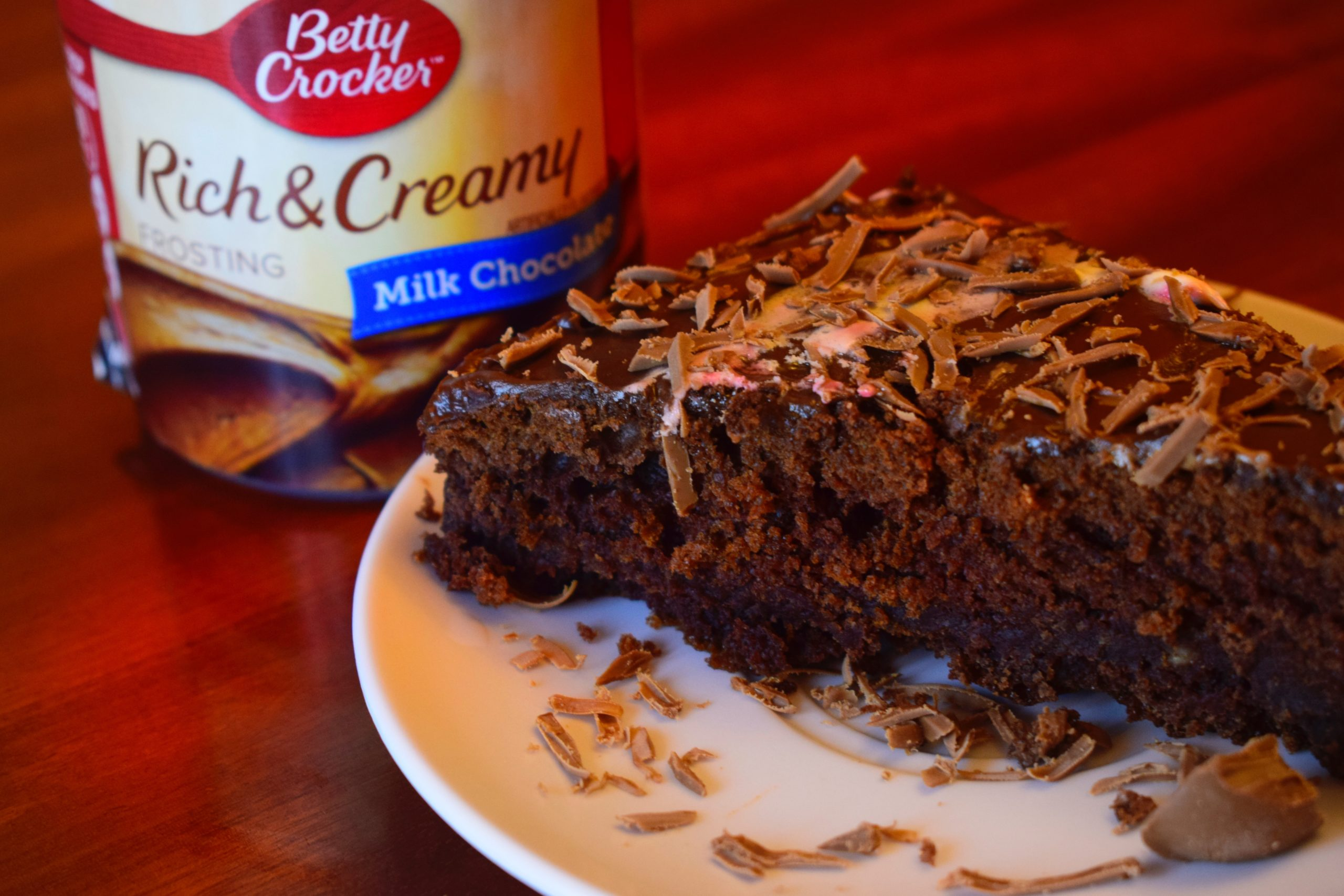 EASY STEP BY STEP CHOCOLATE CAKE RECIPE