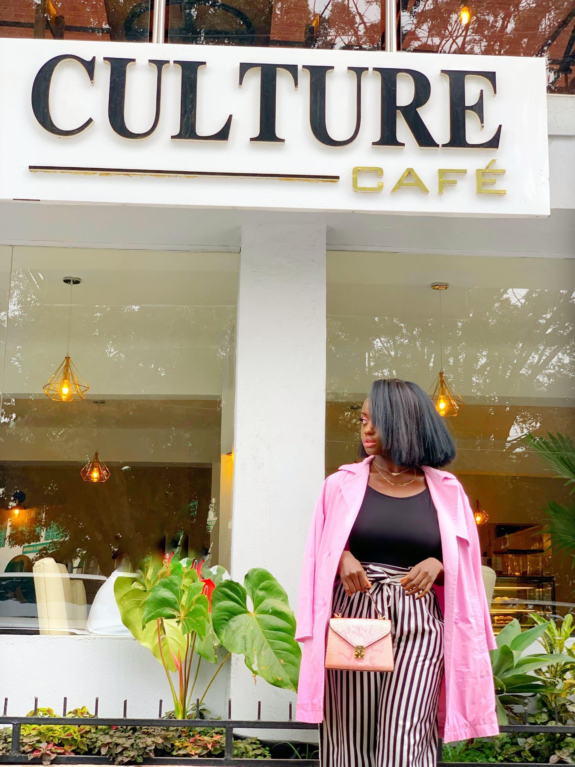 Culture Cafe Restaurant  Review