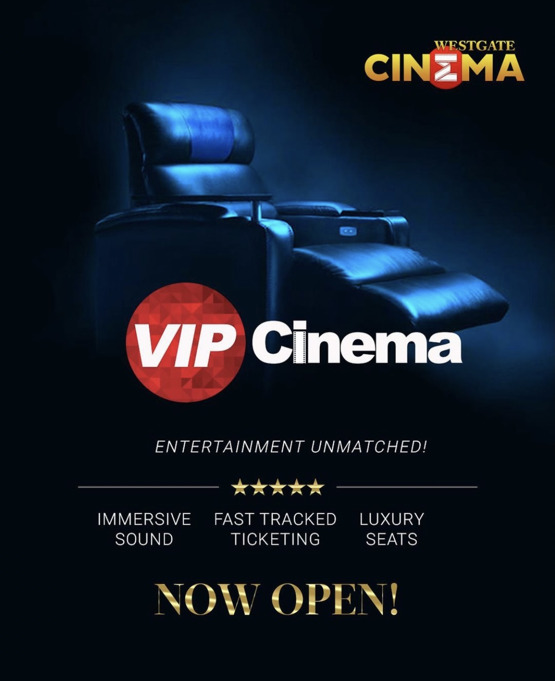 IS THE WESTGATE VIP CINEMA REALLY WORTH THE HYPE?